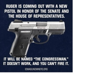 The Ruger Congressman